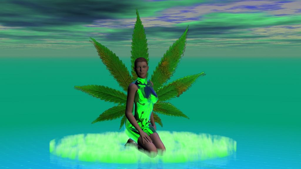 marijuana spirit