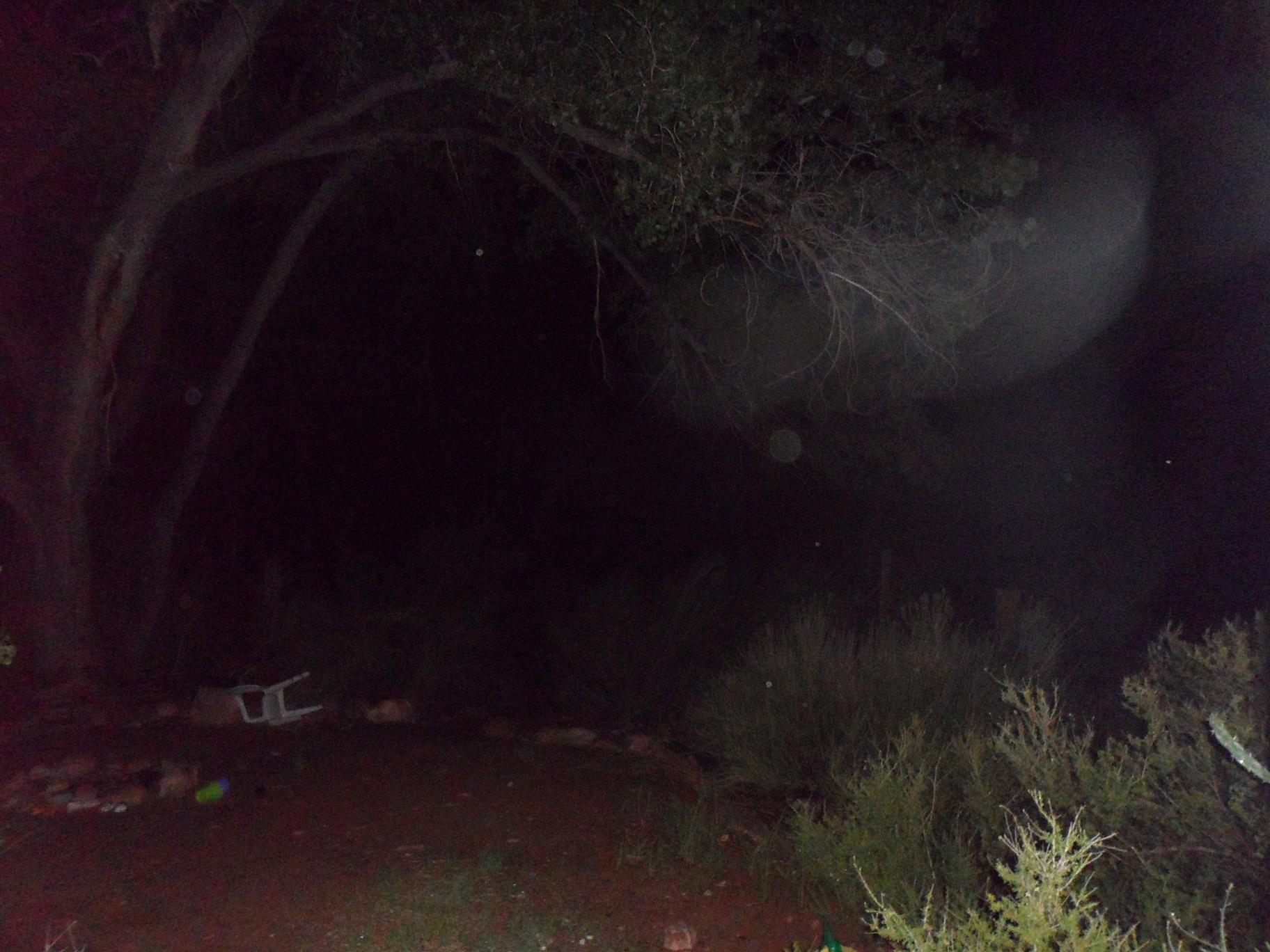 a ghost in jemez