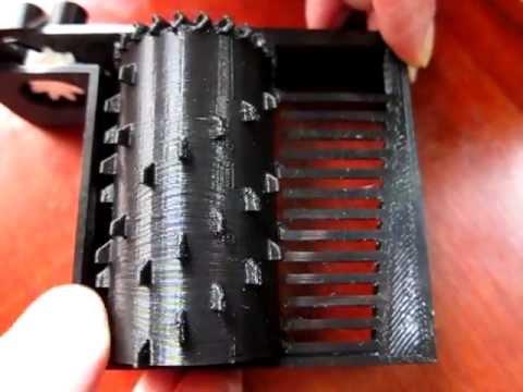 music box cylinder