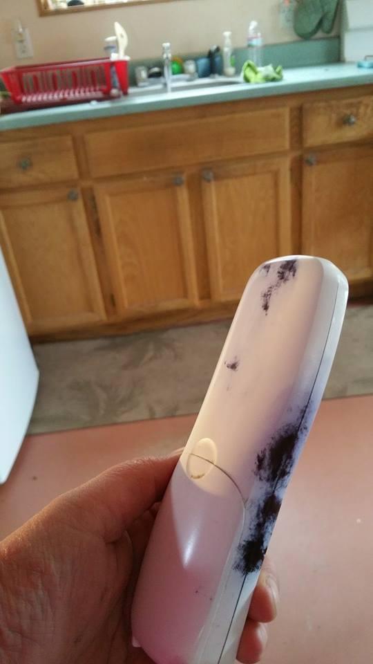 inky phone