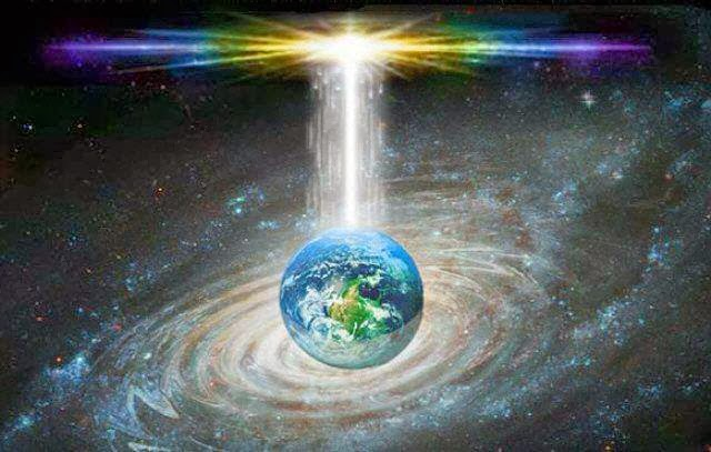 new earth unfolding