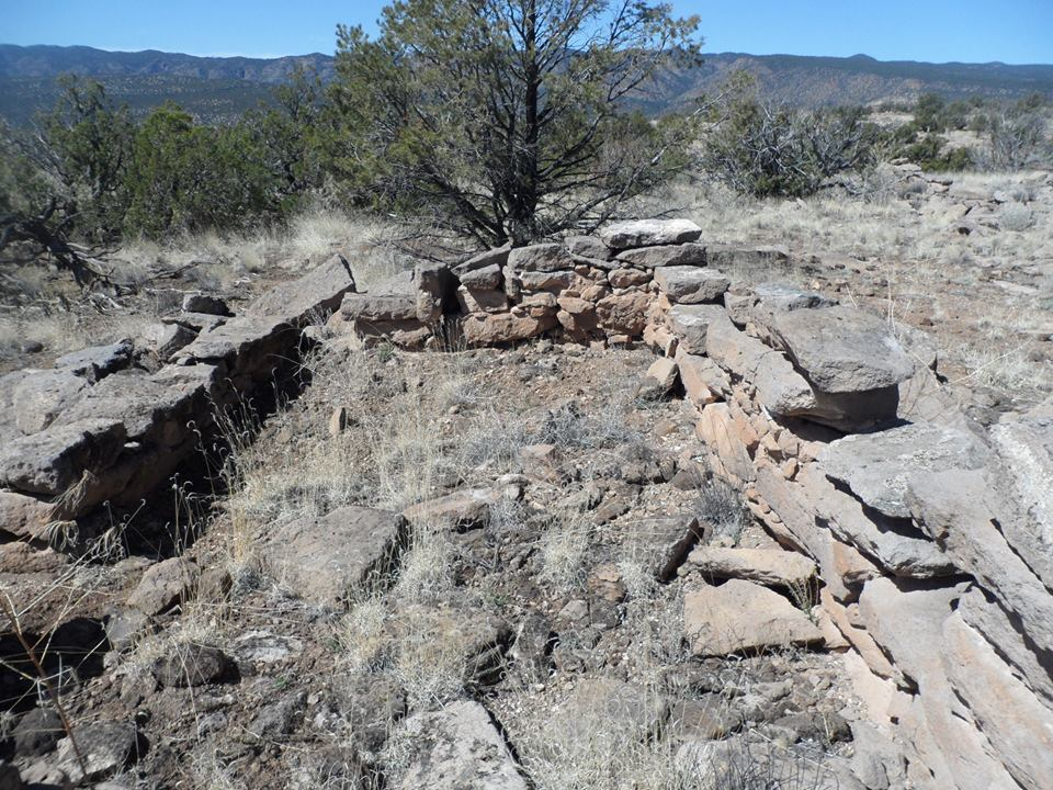ruins of guadalupe mesa