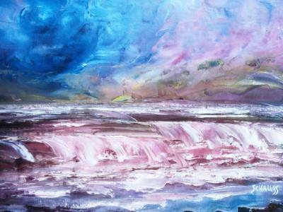 Jeff Schauss Painting