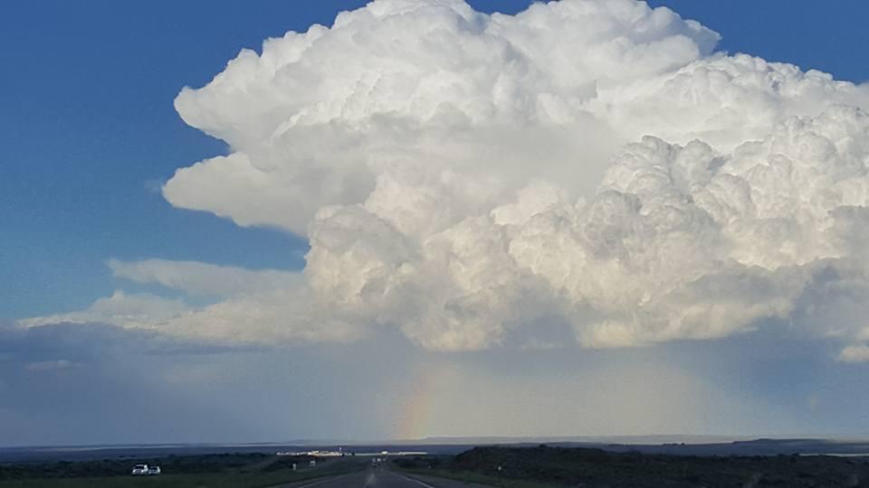 rainbow shower 2