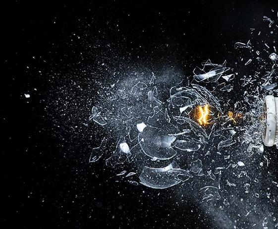 light-explosions