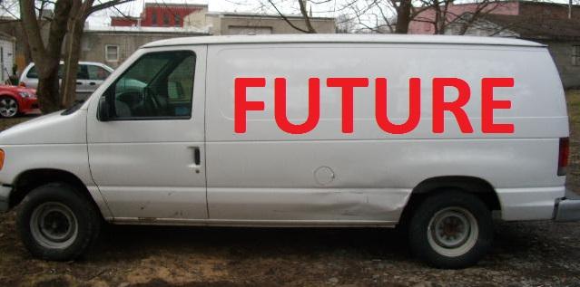 regular van