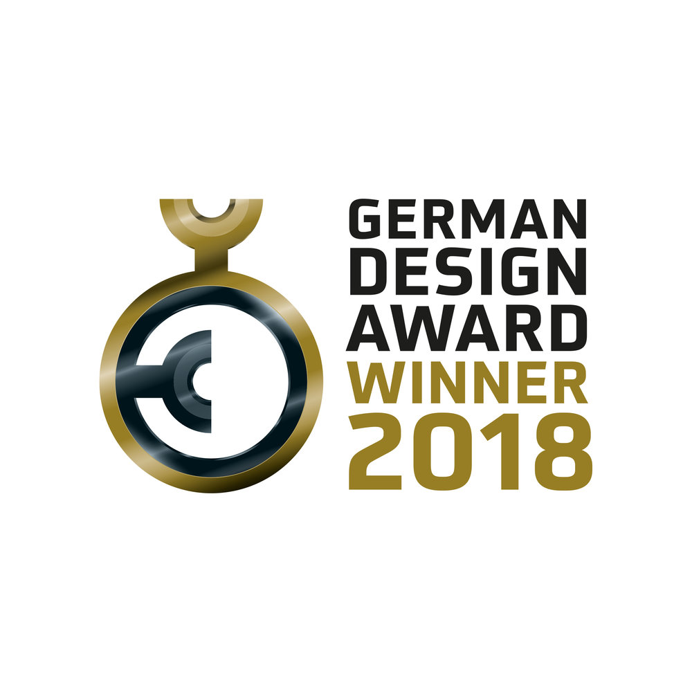 German Design Award 2018 - Winner, Subtle Floor Screens - Kauppi & Kauppi