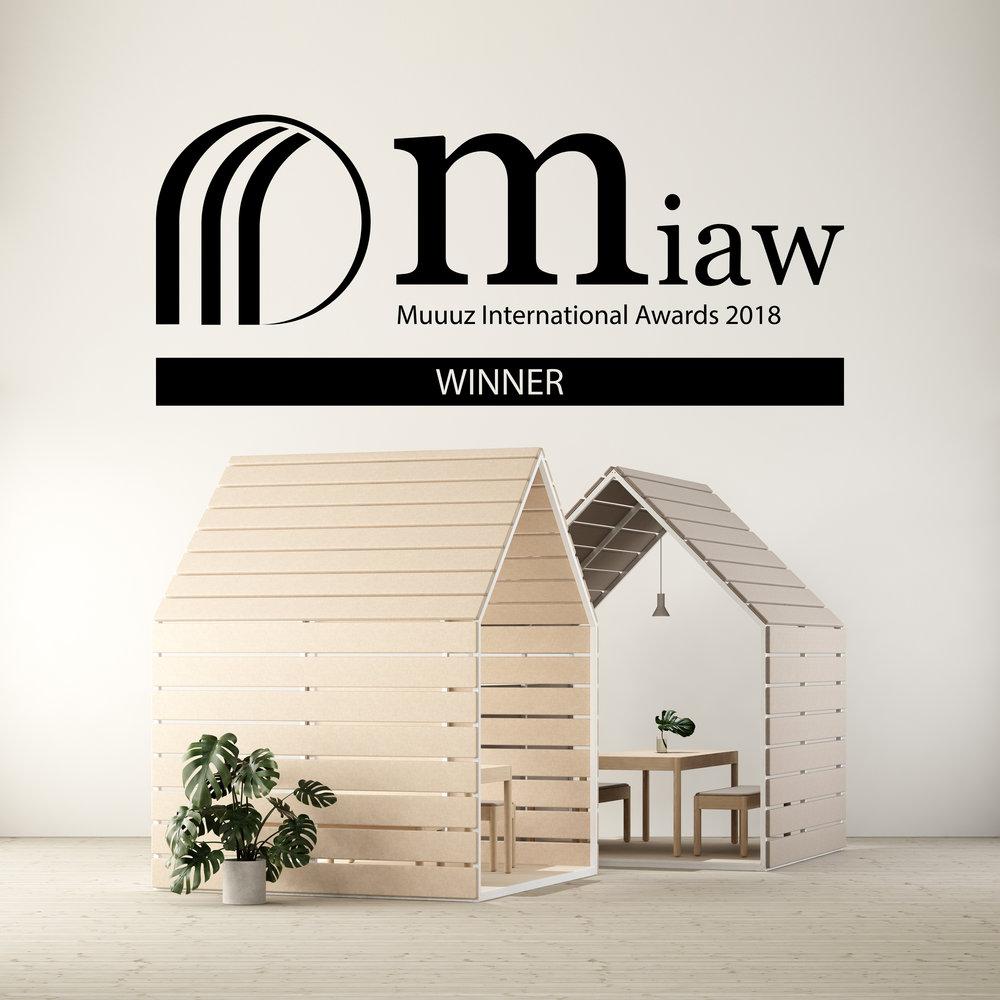 MIAW - Muuuz International Award 2018, The barn & Fences by Johan Kauppi for Glimakra of Sweden
