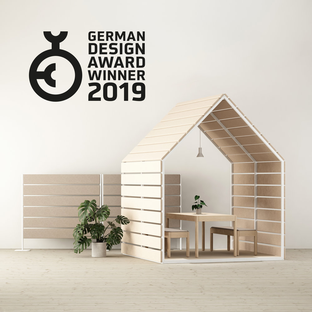 The barn & Fences - Winner - German Design Award 2019 - Design Kauppi & Kauppi