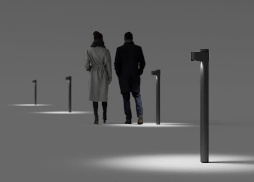 Pathfinder by Zero Lighting - Design Kauppi & Kauppi - Launched at Stockholm Furniture Fair 2019