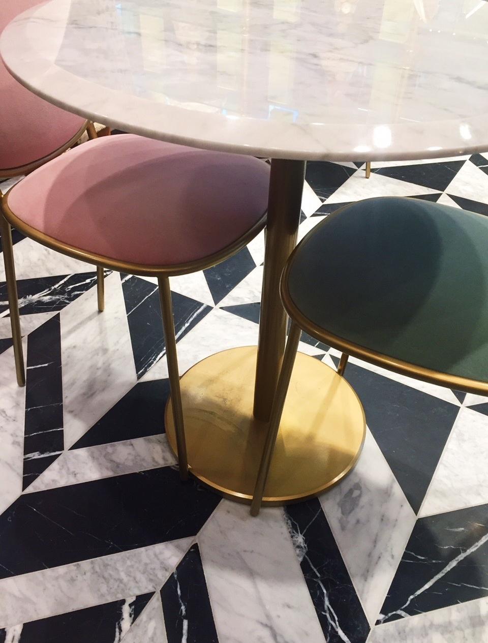 Ladurée Boutique Yordale Mall Interior Design