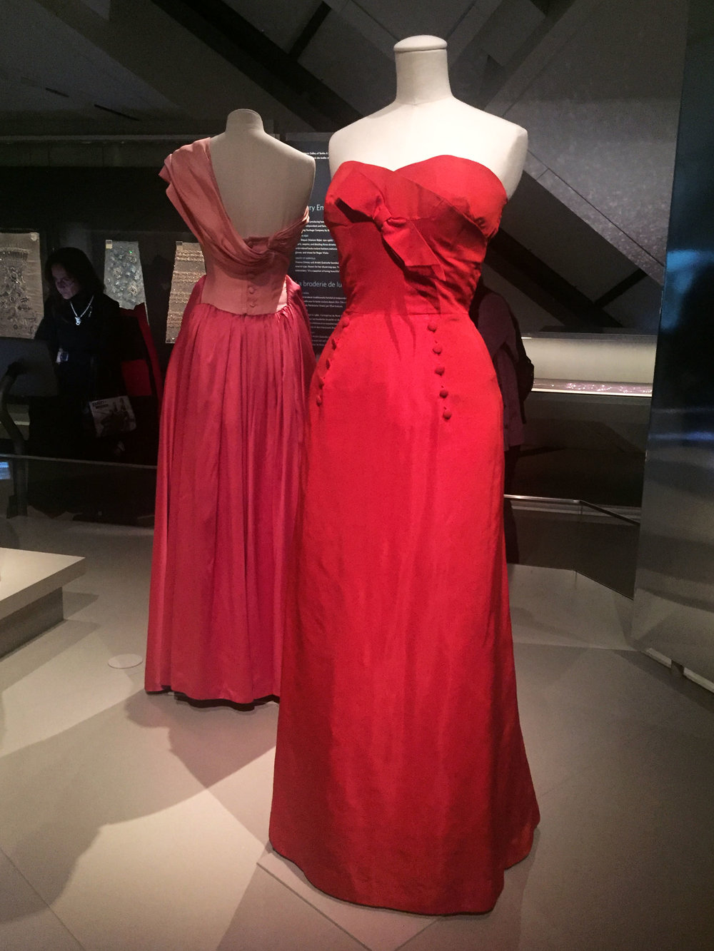 Dior Red and Pink Back Dress.jpg