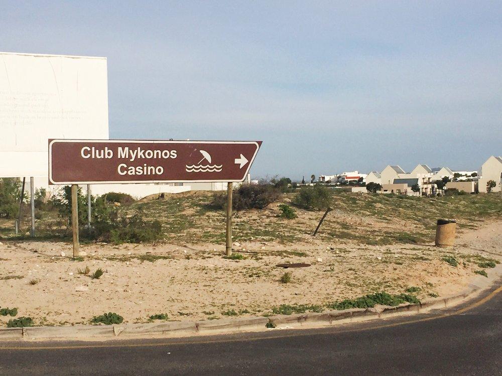 Club Mykonos Casino