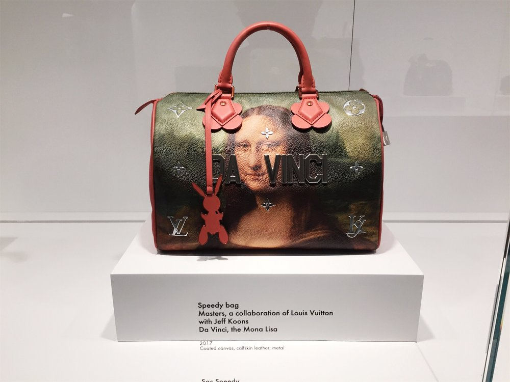 Louis Vuitton Da Vinci Speedy