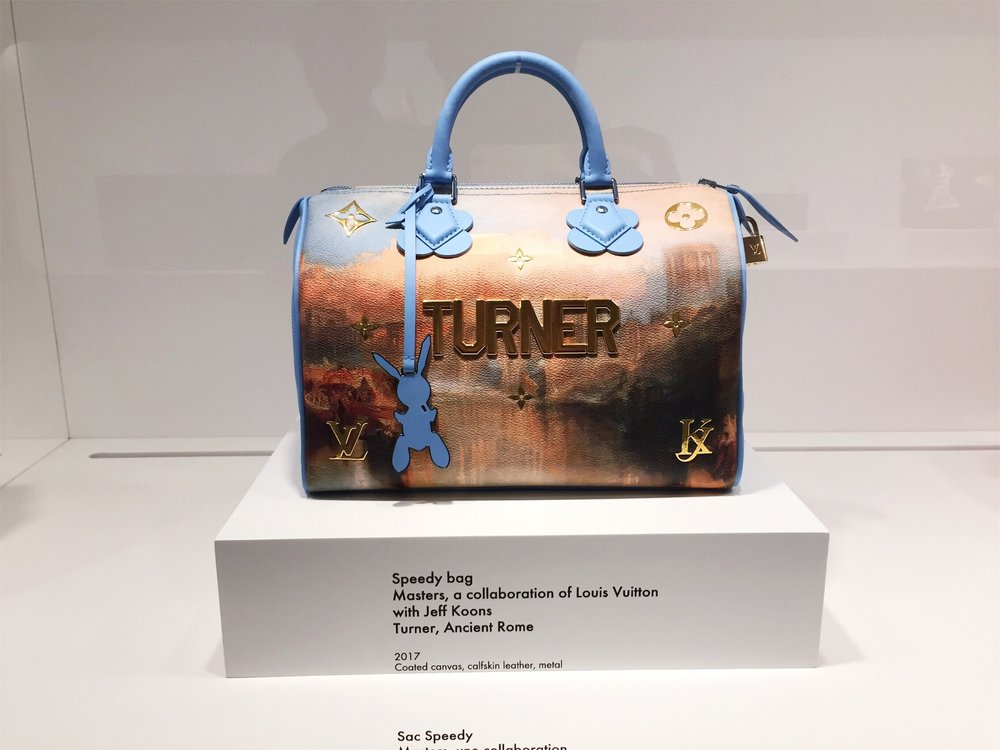 Louis Vuitton Turner Speedy