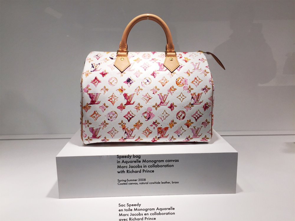 Louis Vuitton Speedy in Aquarelle Monogram canvas