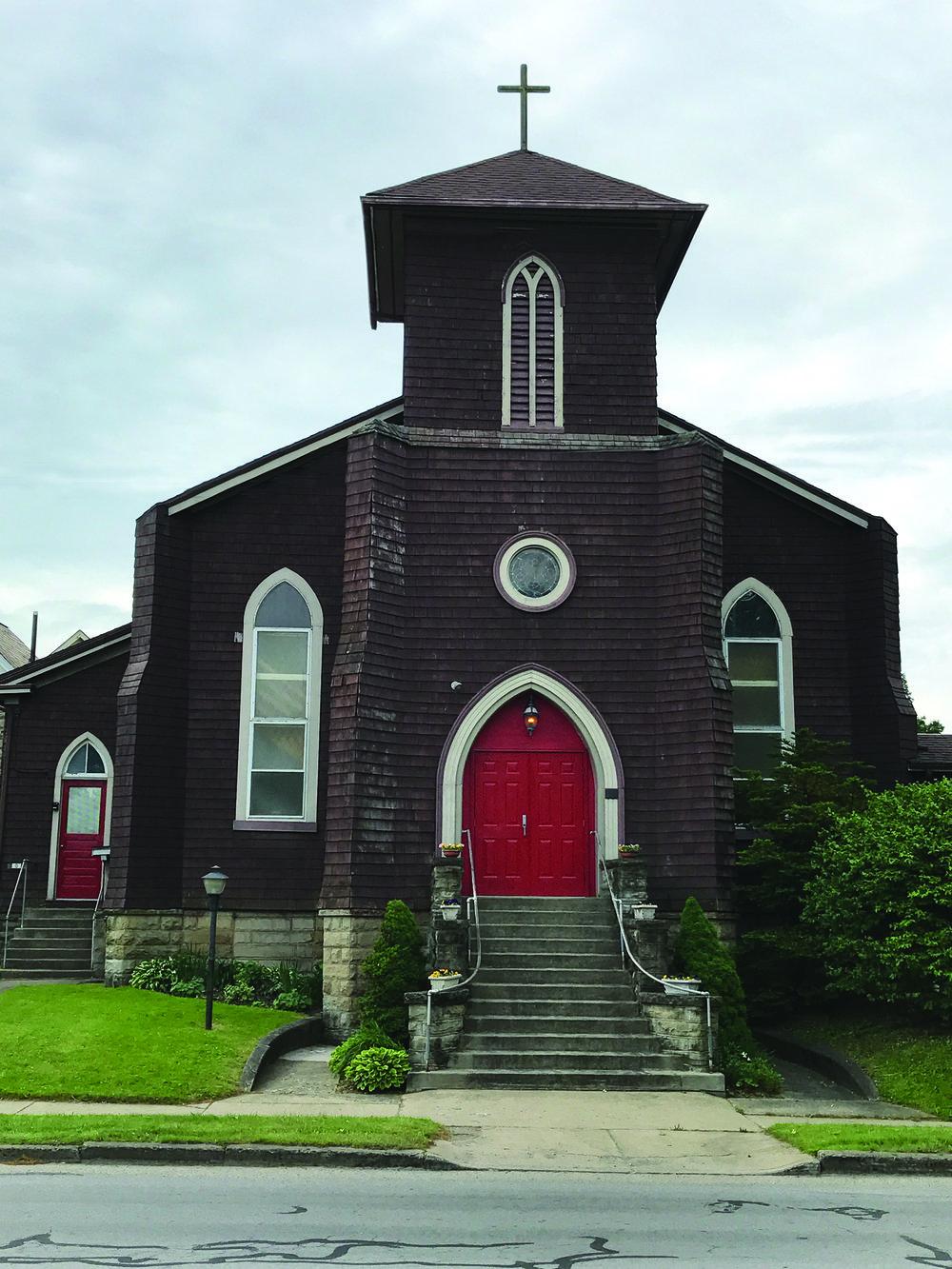 St Clements Episcopal Church