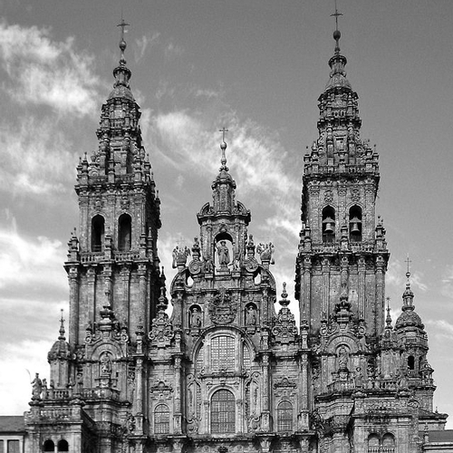 "SANTIAGO DE COMPOSTELA   Only 20 km away is the charming Santiago de Compostela, a multicultural city declared Heritage of Mankind by UNESCO, which is the destination for the ""Camino de Santiago"", also known by different English names like Way of St. James or The Camino. It is the name of any of the pilgrimage routes to the shrine of the apostle St. James the Great in the Cathedral, where tradition has it that the remains of the Saint are buried."