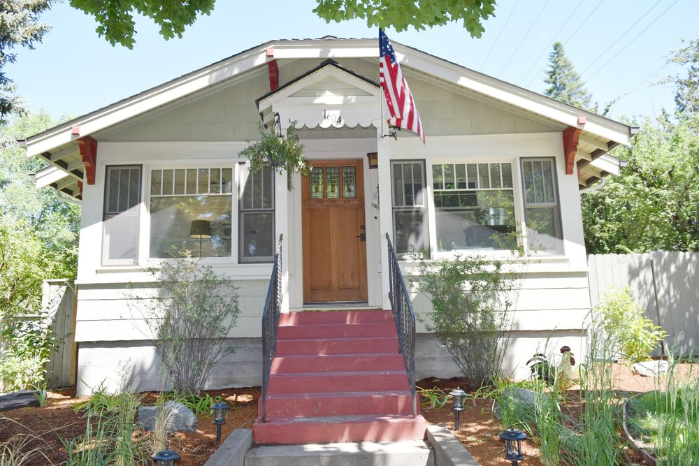 2nd Street Bungalow