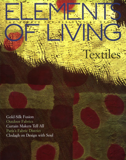 ELEMENTS OF LIVING, APRIL 2005