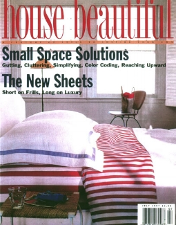HOUSE BEAUTIFUL, JULY 1997