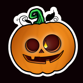 Scare Fest - What better way to promote your local candy store than to provide kids at your annual neighborhood Halloween festival with stickers that feature the scariest songs and sounds of the holiday.Oh yeah, and a digital coupon the kids can redeem when they come by the store!