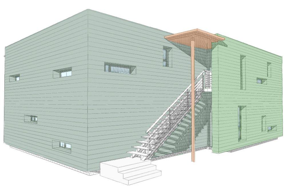 David Blaikie Architects_Scottish Housing Expo