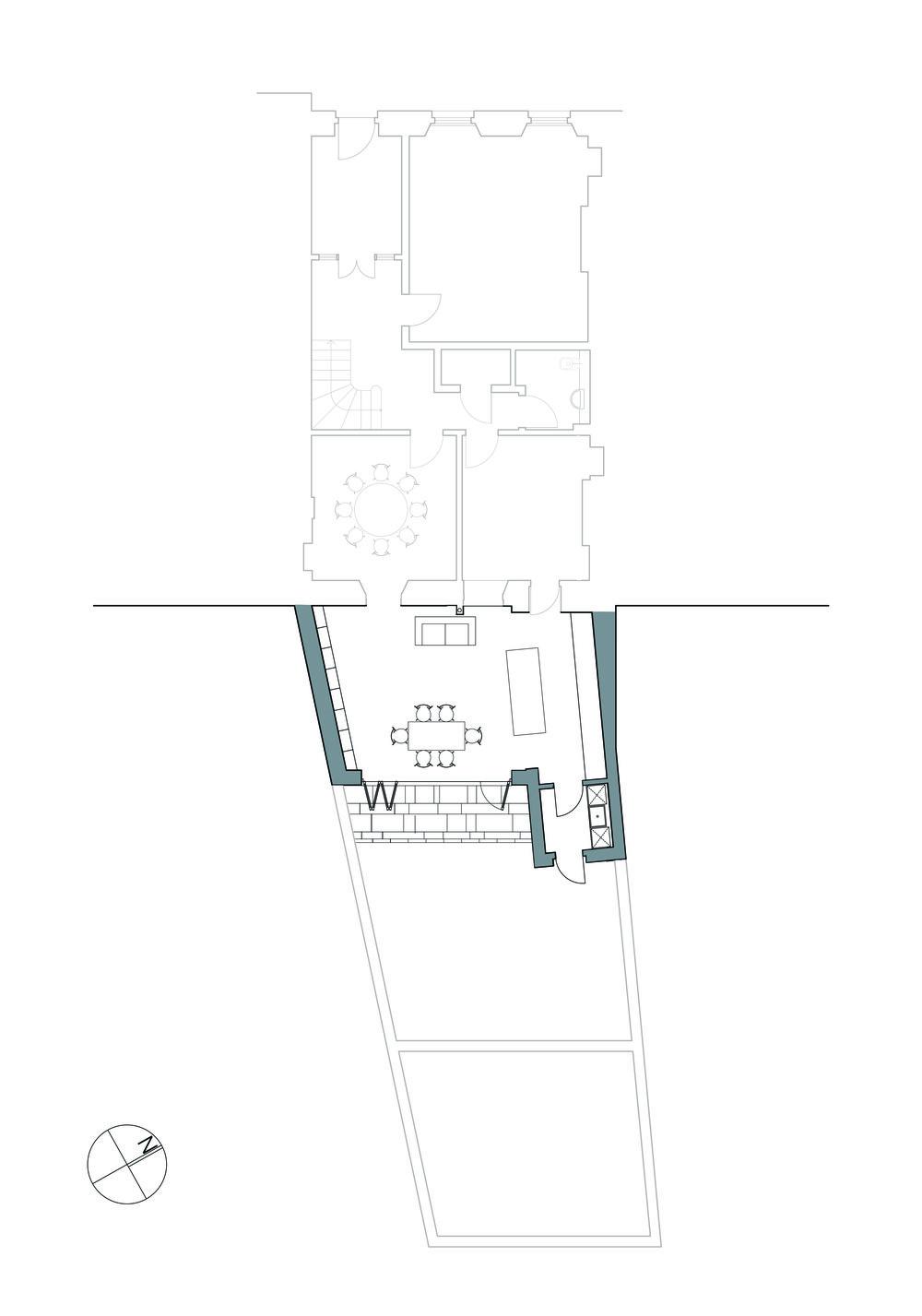 David Blaikie Architects_East Claremont Plan