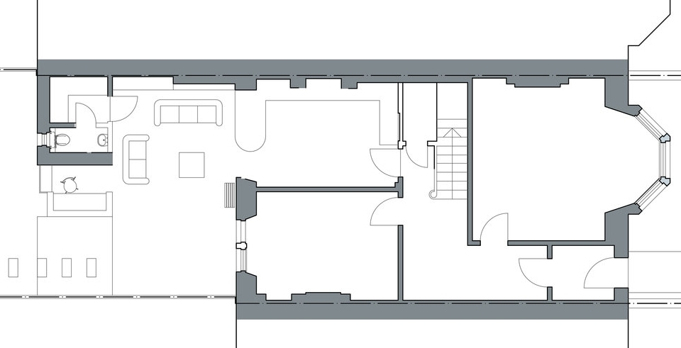 David Blaikie Architects_Comley Bank Plan