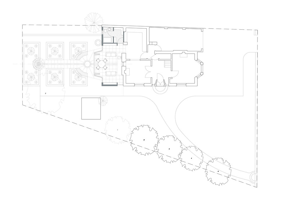 David Blaikie Architects_Whitehouse Road Plan