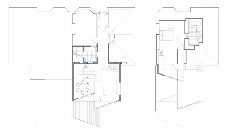 David Blaikie Architects_Gardiner Terrace Plans