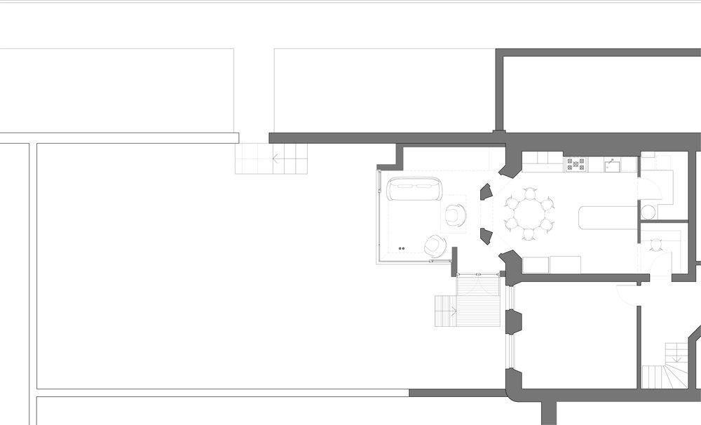 David Blaikie Architects_Learmonth Terrace Plan