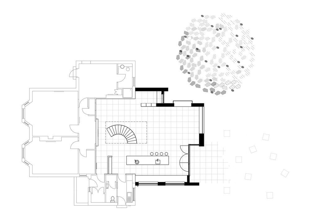David Blaikie Architects_Columba Road Plan