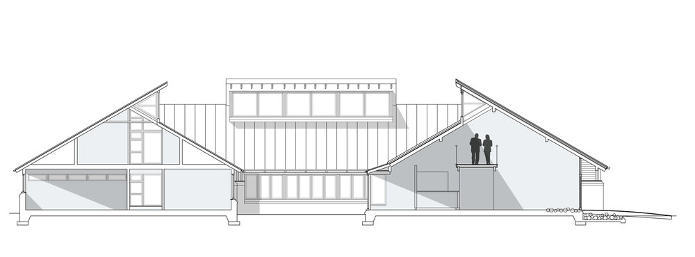 David Blaikie Architects_Dobbies Elevation