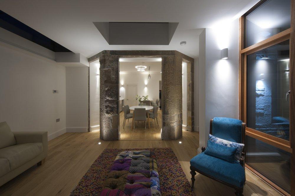 David Blaikie Architects Learmonth Terrace