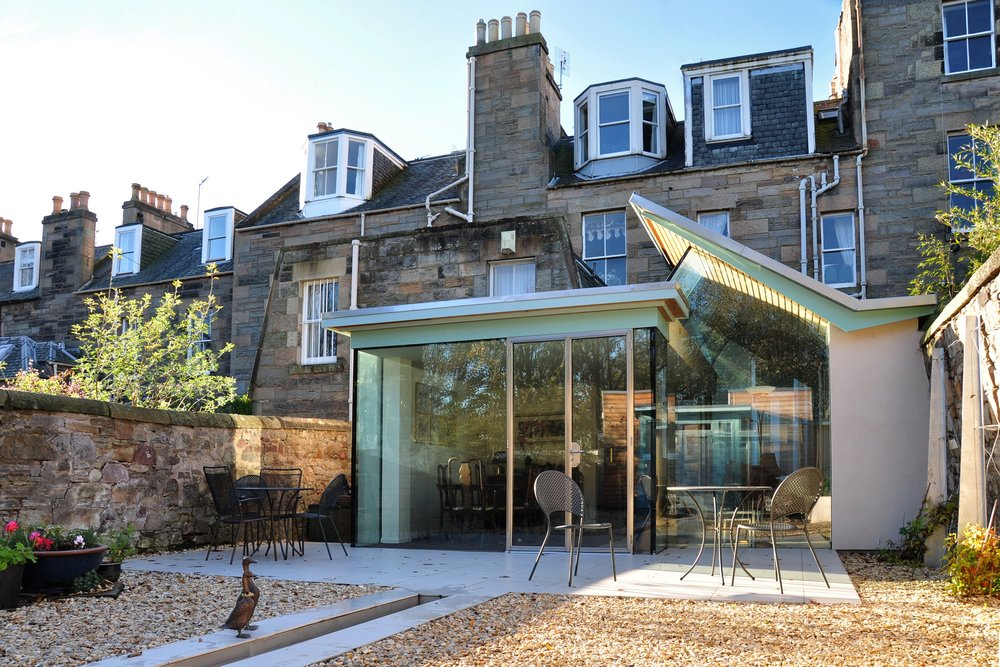 David Blaikie Architects Garscube Terrace