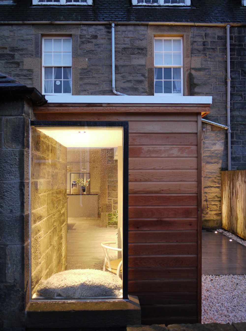 David Blaikie Architects Comely Bank