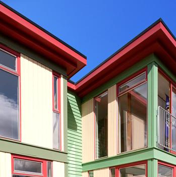 David Blaikie Architects Scottish Housing Expo