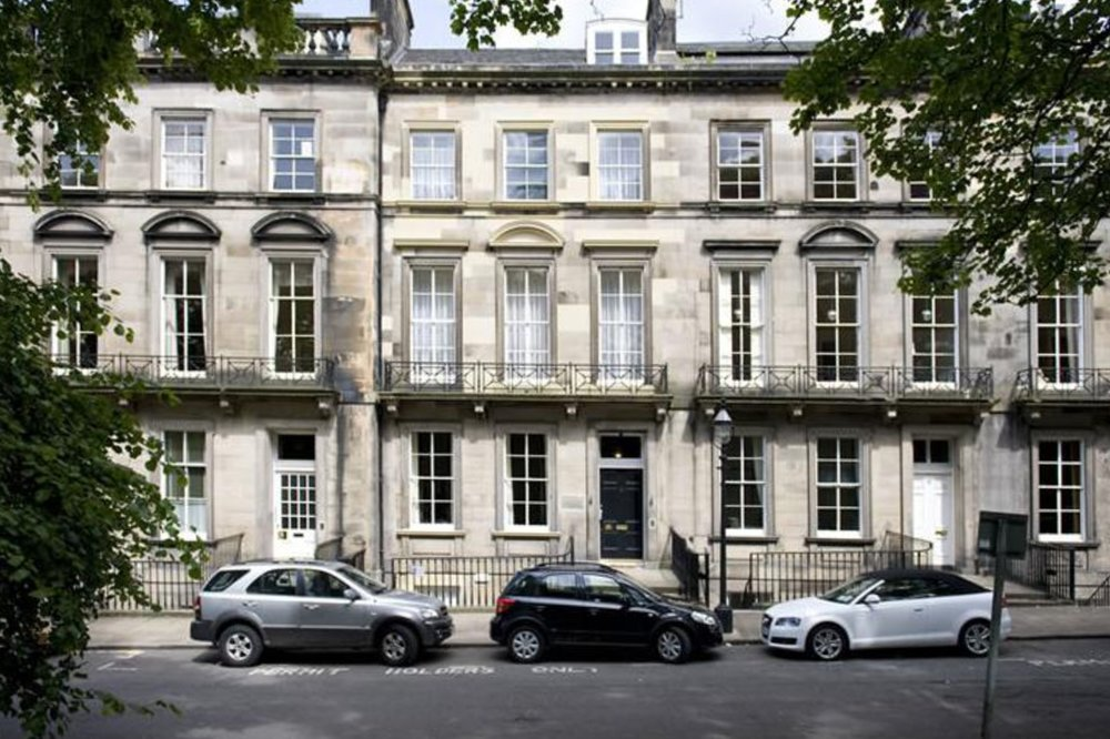 David Blaikie Architects Clarendon Crescent