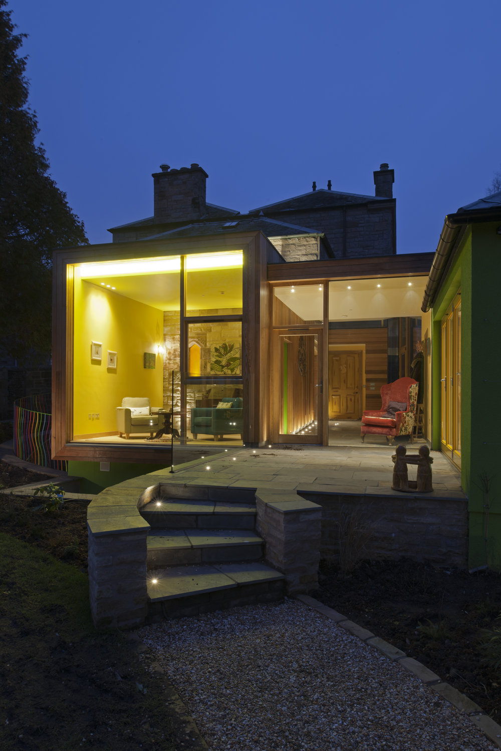 David Blaikie Architects Dovelight