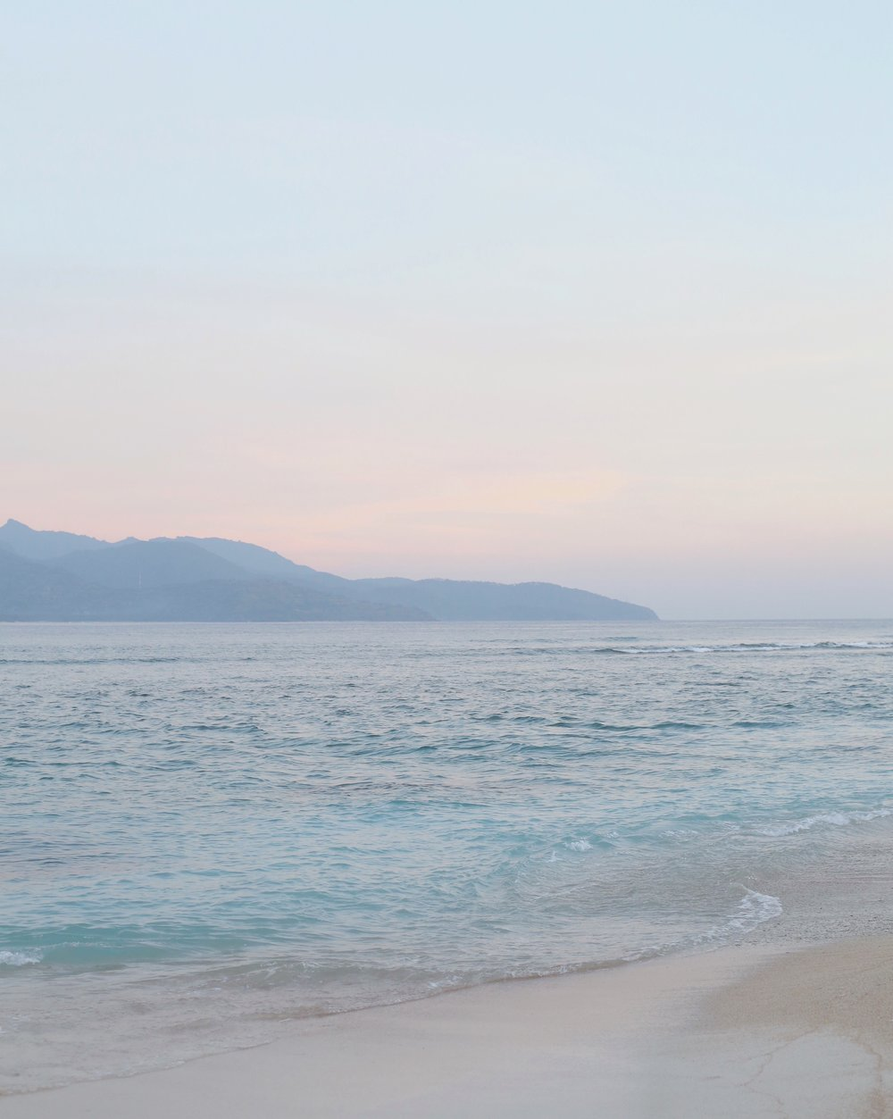 View of Lombok, Indonesia - Hannah Gabrielle More Travel Photography