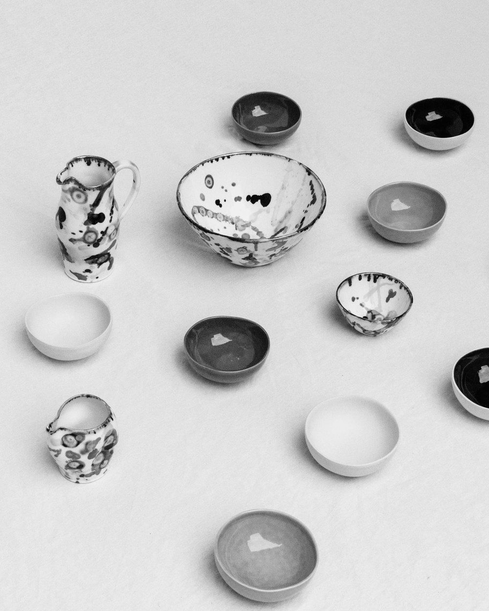 Ceramics - Hannah Gabrielle More Photography