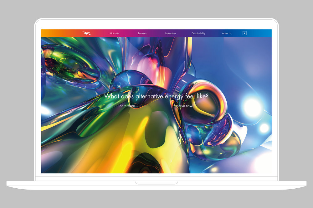 WEBSITE  Homepage - Corporate  Digital Experience