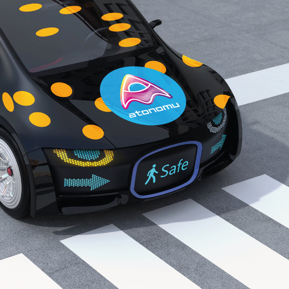 Driverless car brand