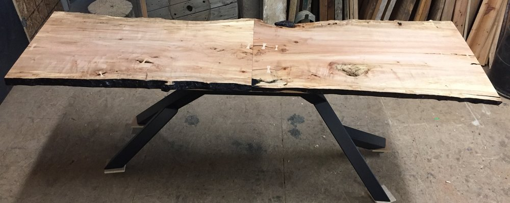 Here's a few more shoots in shop so you can truly experience the magnitude of this table.