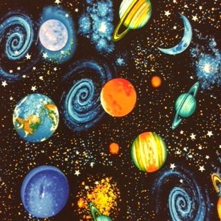 Bright Planets -