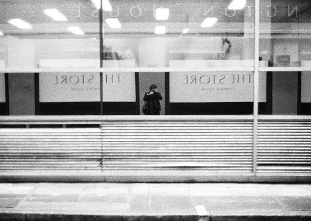 erotS ehT. #blackandwhitephoto #filmphotography #filmisnotdead  #hp5 #hp5plus