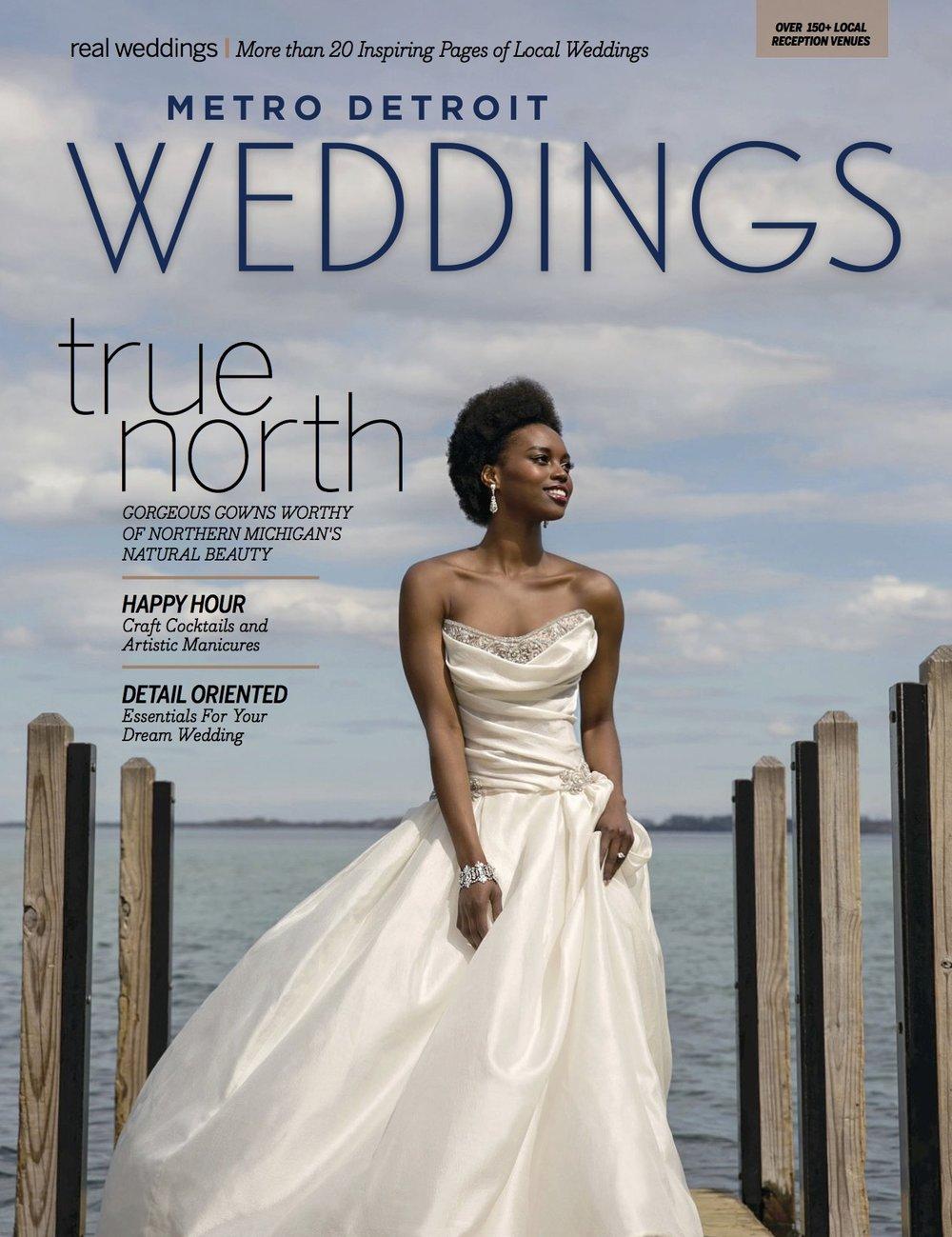 Metro Detroit Weddings - Spring/Fall 2017