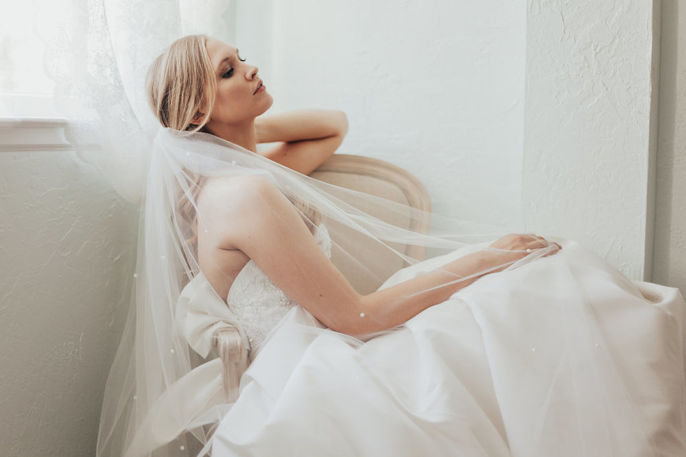 launching in 2019 - A small shop for the mostexquisite bride
