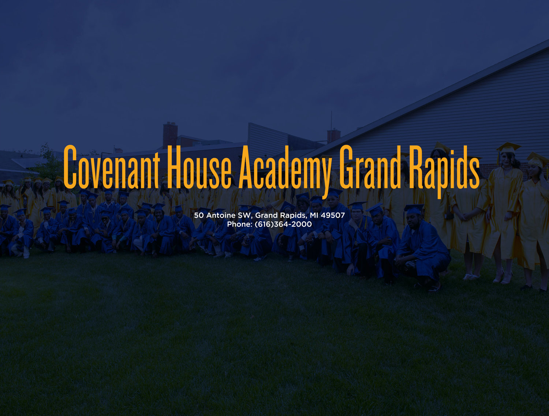 Gvsu Grand Rapids Campus Map.Grand Rapids Campus Covenant House Academy